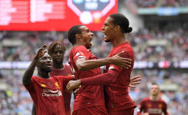 Hạ Liverpool, Man City bảo vệ thành công siêu cúp Anh-2