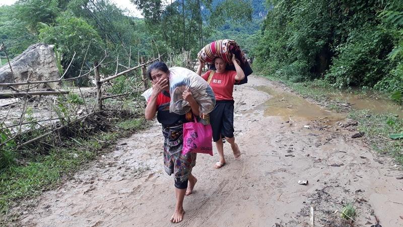 Tang thương gia đình 5 người ở Thanh Hóa bị lũ cuốn trôi-11