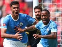 Hạ Liverpool, Man City bảo vệ thành công siêu cúp Anh