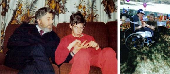 Câu chuyện về 'Ghost boy' - cậu bé ma mắc kẹt trong chính cơ thể mình suốt 12 năm trời cùng hành trình miệt mài tìm lại sự sống-3