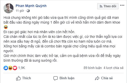 Động thái mới nhất của Phan Mạnh Quỳnh giữa tâm bão bị tố quỵt tiền, vô ơn-2