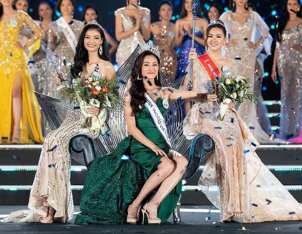 Đọ trình tiếng Anh của Hoa hậu, Á hậu 2019: Thuỳ Linh gây choáng với IELTS 7.5 nhưng khả năng luyến láy của Kiều Loan mới bất ngờ nhất-1