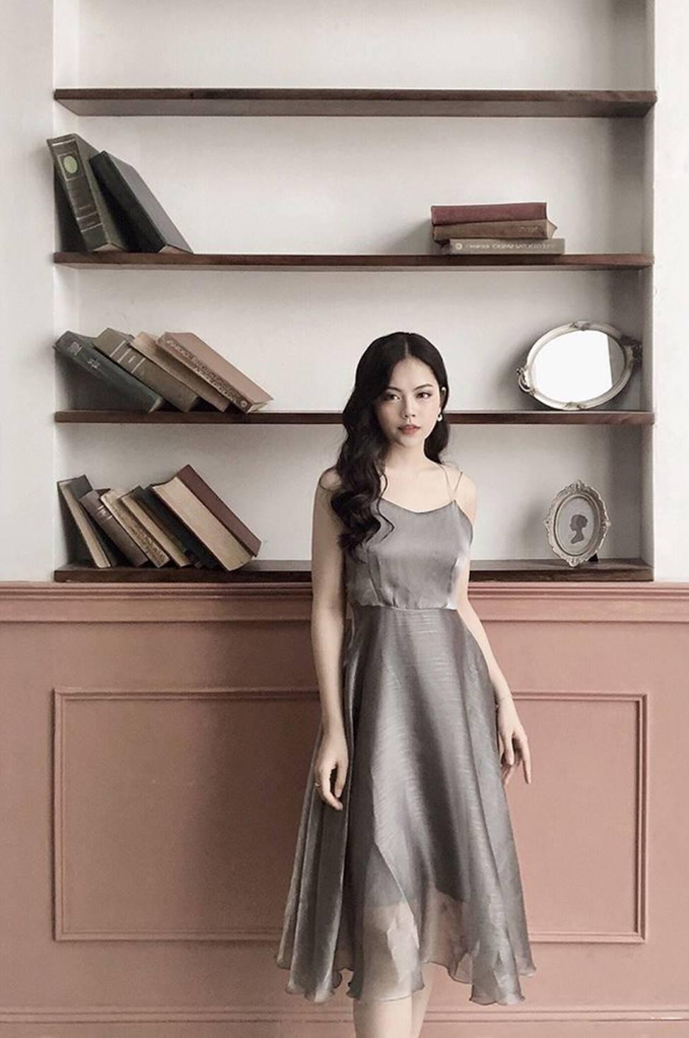 Dàn hot girl ĐH Ngoại thương xinh như hoa hậu Lương Thùy Linh-13