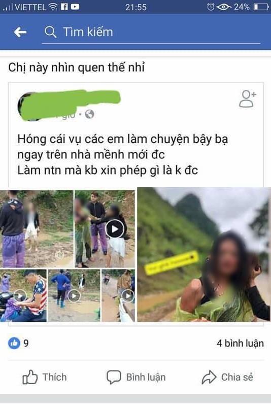 Xôn xao hình ảnh cô gái trẻ bị đánh ghen, lột quần áo và ném chất thải khắp người ngay giữa đường-1