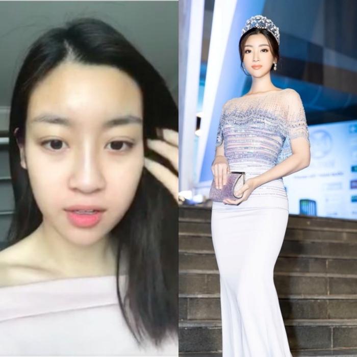 So mặt mộc đời thường của các hoa hậu Việt Nam-11