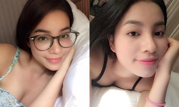 So mặt mộc đời thường của các hoa hậu Việt Nam-14