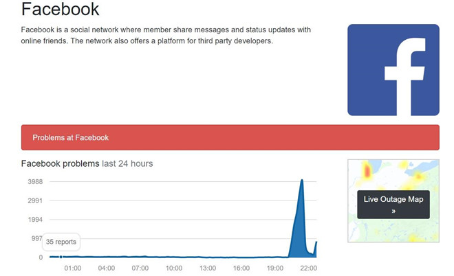 Facebook gặp lỗi gửi ảnh, khó truy cập tại Việt Nam-2
