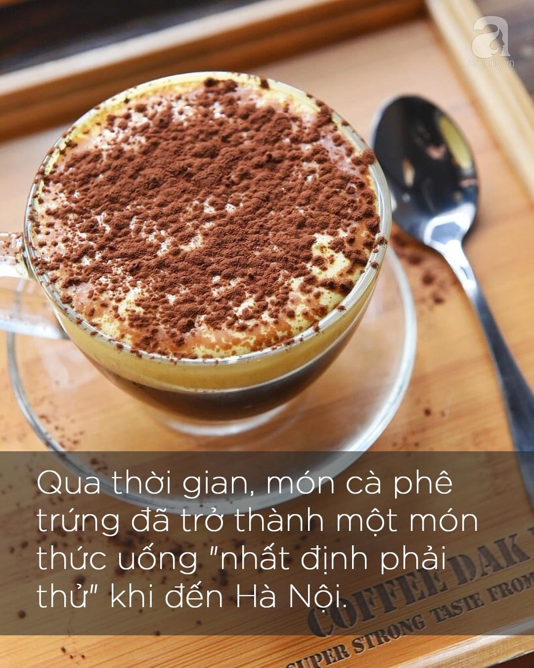 Cà phê trứng: Từ góc nhỏ trong phố cổ Hà Nội vươn ra thế giới, trở thành thức uống đặc sắc được ưa thích ở Mỹ và Canada-2