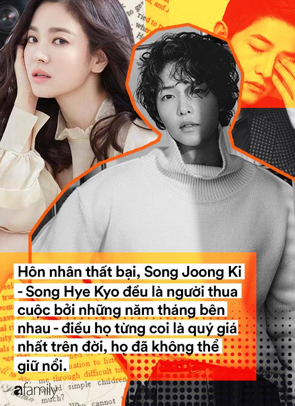 Song Hye Kyo - Song Joong Ki hậu ly hôn: Không có ai chiến thắng, nhưng được - mất của mỗi người lại rất khác nhau-12