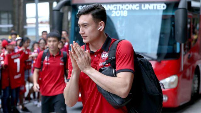 Báo Thái Lan phỏng vấn Văn Lâm trước thềm vòng loại World Cup-1