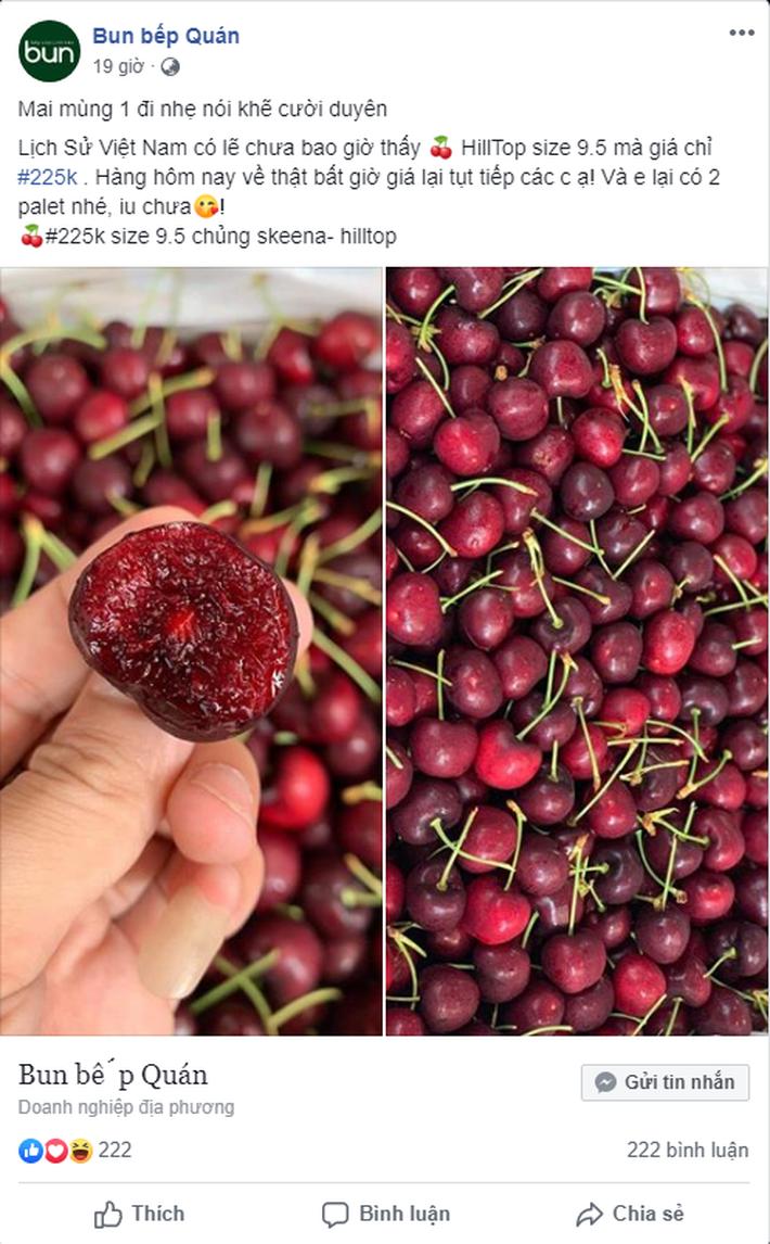 Sản phẩm Mỹ ồ ạt sale kịch liệt: Cherry, Việt quất giảm sâu cả 55%, tôm hùm, cua hoàng đế không còn là giấc mơ quá xa xỉ-3