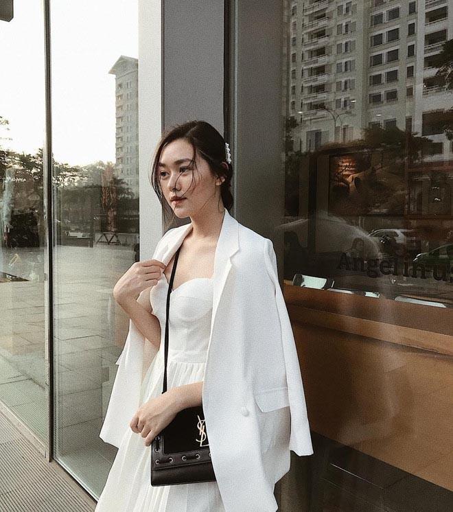 Cận cảnh vẻ xinh đẹp, gợi cảm của Á hậu 2 Hoa hậu Thế giới Việt Nam Nguyễn Tường San-13