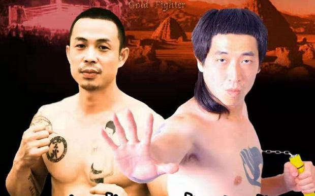 Thượng đài cùng nhà vô địch tán thủ, Lý Tiểu Long phiên bản lỗi bị đá bất tỉnh sau vỏn vẹn 6 giây-1