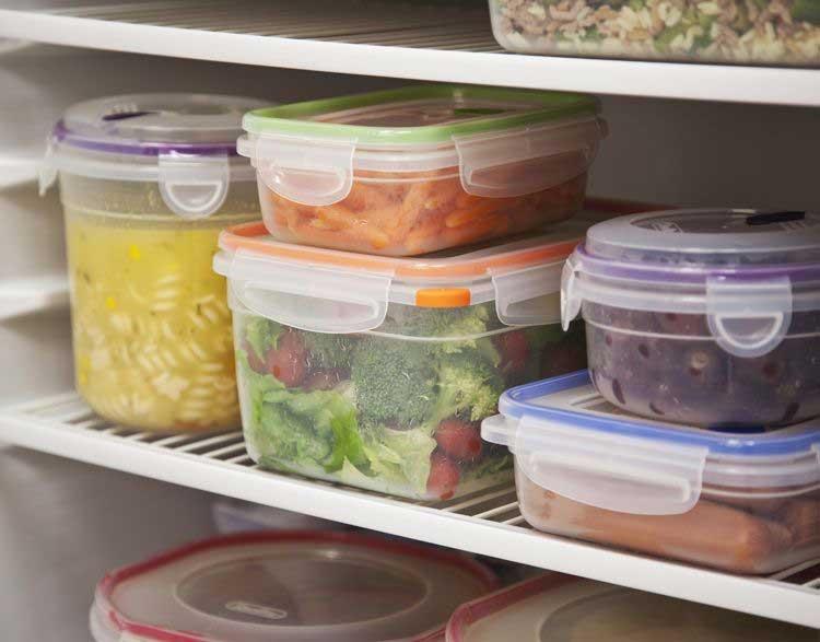 Tủ lạnh trở thành ổ vi khuẩn nếu mẹ vẫn giữ thói quen trữ đồ ăn sai cách này-3