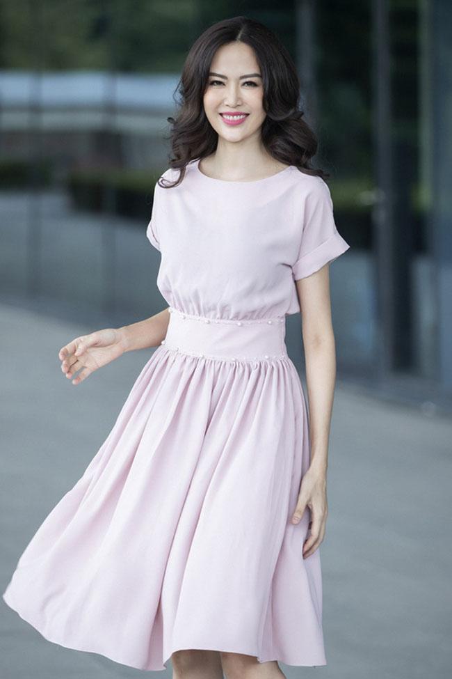 Vòng eo hoa hậu Việt thế hệ mới: Tìm mỏi mắt vẫn khó thấy nàng thắt đáy lưng ong-12