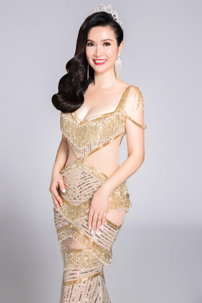 Vòng eo hoa hậu Việt thế hệ mới: Tìm mỏi mắt vẫn khó thấy nàng thắt đáy lưng ong-18