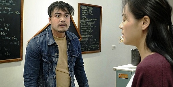Chú Quốc phim Về nhà đi con: Cảnh tôi hôn Thu Quỳnh, vợ bảo cũng cuồng nhiệt đấy!-3