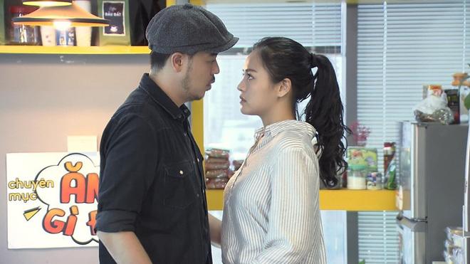 Chú Quốc phim Về nhà đi con: Cảnh tôi hôn Thu Quỳnh, vợ bảo cũng cuồng nhiệt đấy!-4