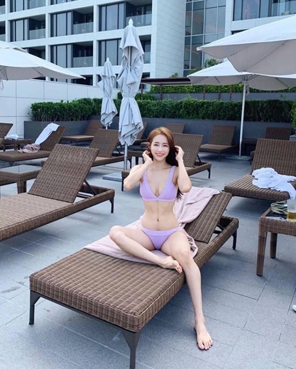 Nữ giáo viên, MC hot nhất Hàn Quốc đẹp như tiên sa nhờ môn khó hiểu-2