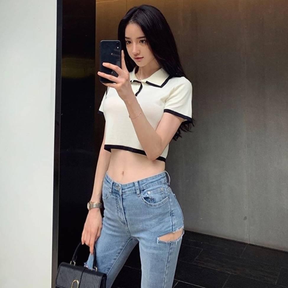 Nữ giáo viên, MC hot nhất Hàn Quốc đẹp như tiên sa nhờ môn khó hiểu-19