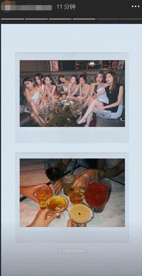 Ăn chơi như ái nữ trùm sòng bạc Macau: Chi tiền mở tiệc chia tay bạn đi lấy chồng tại club đắt đỏ nhất Thượng Hải, khách mời 100% rich kid-2