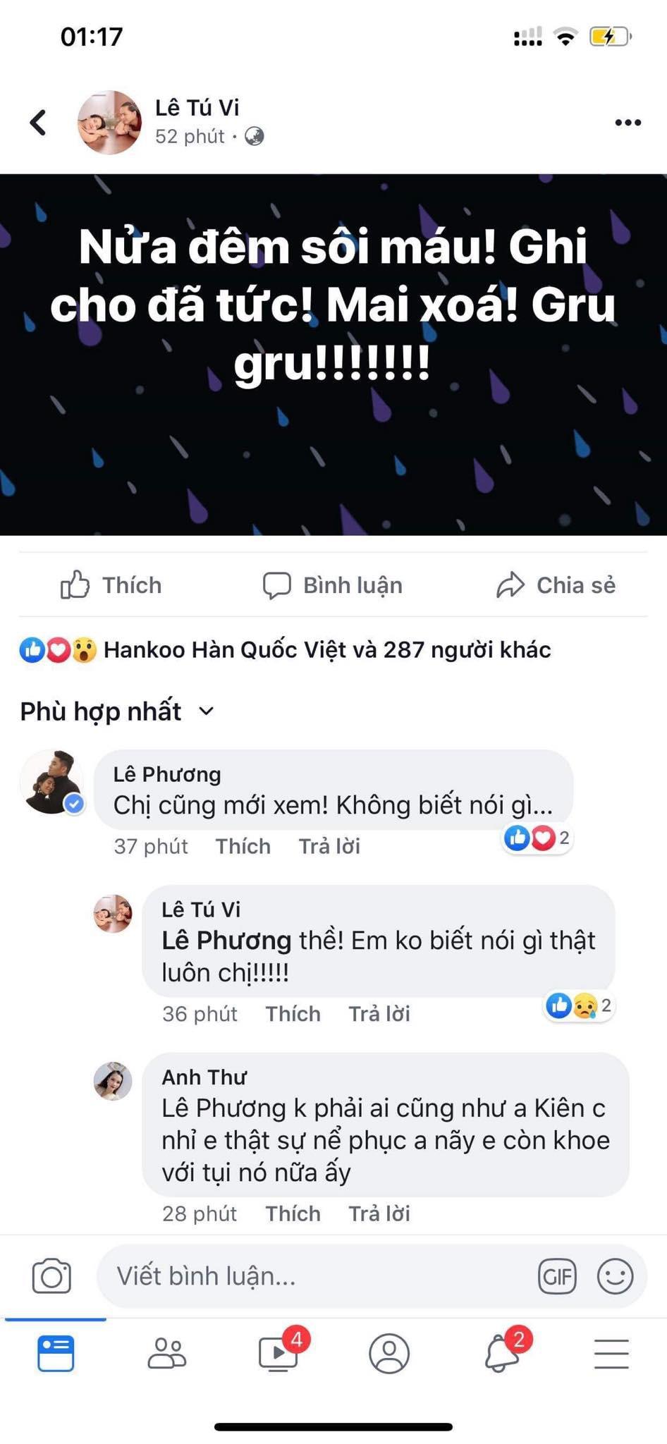 Loạt sao Việt thể hiện sự phẫn nộ trước hành động được cho là ngược đãi trẻ mà chồng kém 10 tuổi của Thu Thuỷ gây ra cho bé Henry-4