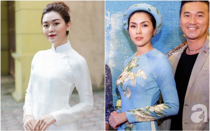 Makeup và làm tóc giống nhau: Top 3 Miss World Việt Nam thành bản sao HH Đỗ Mỹ Linh, Hà Tăng và một người ít ai ngờ-7