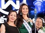 Hoa hậu Lương Thùy Linh đẹp xuất sắc trong ngày khai giảng Ngoại thương, khẳng định chưa có ý định Nam tiến để tập trung cho học tập-14