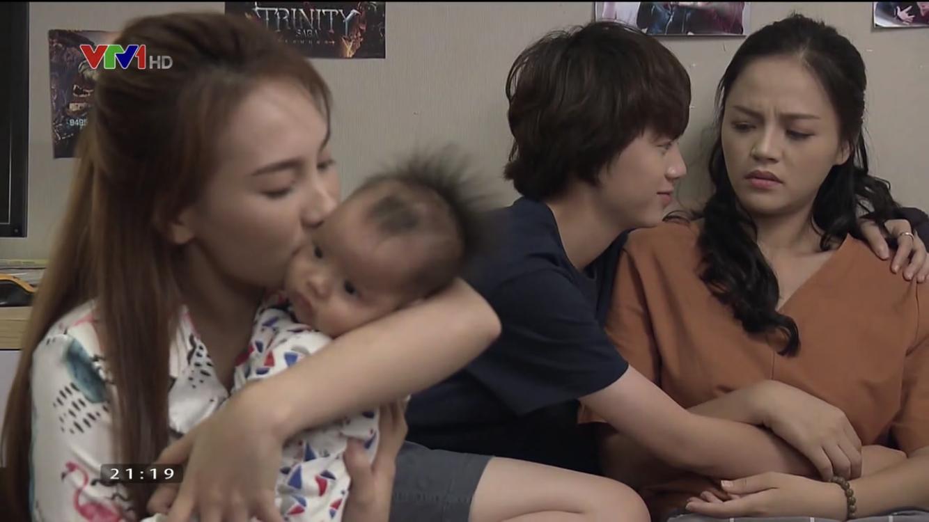 Về nhà đi con: Fan hả hê xem cảnh Thư mắng Huệ mặt cứ sưng lên,  nhưng phản ứng cu Bon lại vô cùng hài hước-3