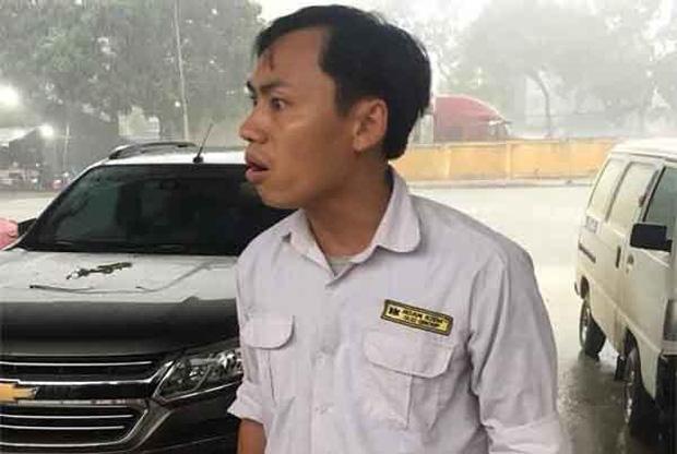 Tài xế taxi ở Hà Nội thừa nhận đánh 3 cô gái tại bến xe Yên Nghĩa-1