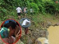 Người dân kể lại giây phút kinh hoàng khi dòng lũ nhấn chìm bản làng trong phút chốc: 'Nó không phải nước đâu, nó như con ác quỷ'