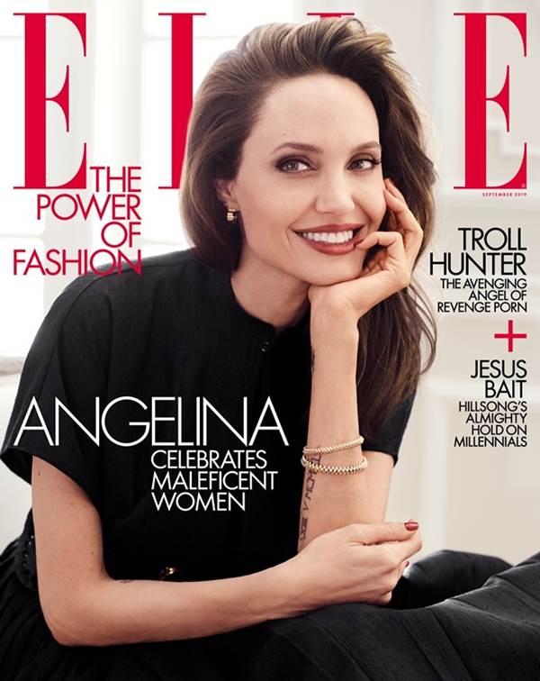 Angelina Jolie 44 tuổi đẹp rạng ngời với thần thái mê hoặc-1
