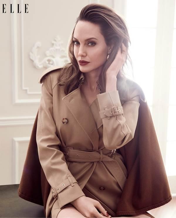 Angelina Jolie 44 tuổi đẹp rạng ngời với thần thái mê hoặc-2