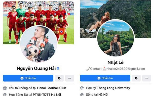 Nhật Lê và Quang Hải đồng loạt bỏ tên phụ liên quan đến người kia trên Facebook: Khẳng định không còn liên quan đến nhau?-4