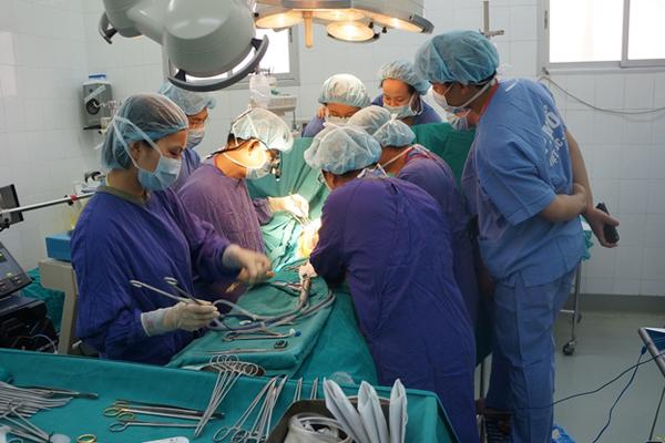 Người đàn ông Quảng Ninh chết não sau cơn đau đầu giúp 4 người hồi sinh-1