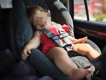 Vụ bé 6 tuổi tử vong nghi do bị trường bỏ quên trên ô tô: Vì sao trẻ có nguy cơ chết ngạt rất cao khi ở trong xe ô tô và cách phòng tránh