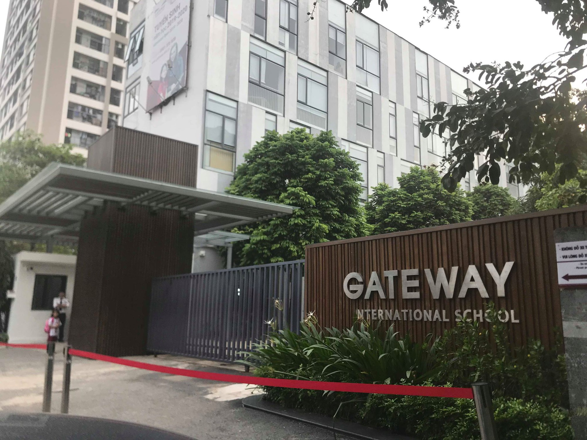 Phụ huynh có con theo học tại trường Gateway bức xúc: 4h chiều, nhà trường cũng thông báo không tìm thấy con tôi đâu trong ngày đầu tiên-1