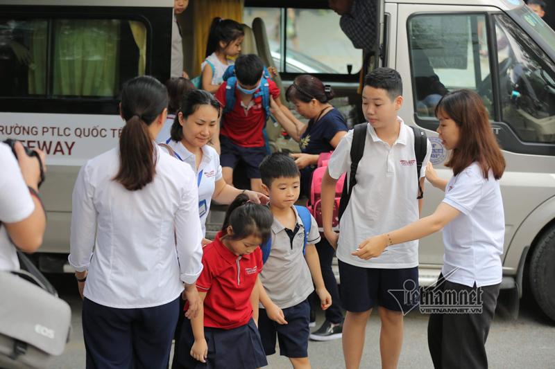 Phụ huynh trường Gateway muốn làm rõ thông tin về người đưa đón học sinh-1