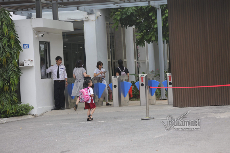 Phụ huynh trường Gateway muốn làm rõ thông tin về người đưa đón học sinh-2