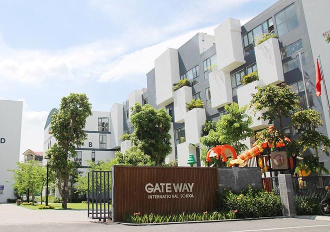 Trường Gateway tự phong là trường quốc tế-1