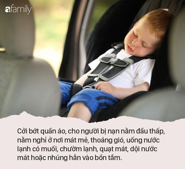 Không chỉ vì ngạt khí, sốc nhiệt cũng là nguyên nhân hàng đầu gây tử vong ở trẻ khi bị bỏ quên trên ô tô-4