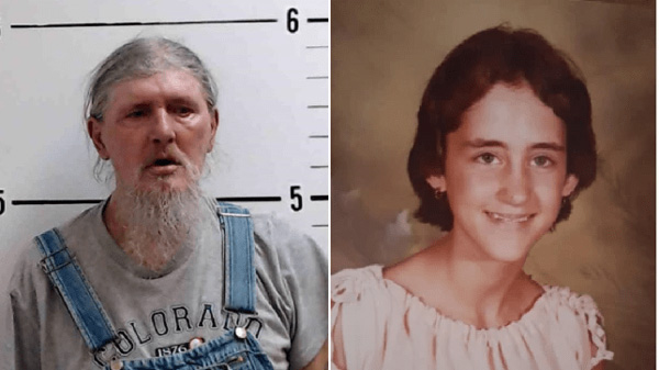 Vạch trần hung thủ cưỡng bức, giết chết bé gái 14 tuổi sau 40 năm, kẻ thủ ác từng đội lốt người tốt bụng để lừa nạn nhân vào tròng-1
