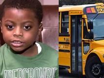 Cậu bé Mỹ từng bị bỏ quên 7 giờ trên xe đưa đón đi học: 'Cháu rất sợ'