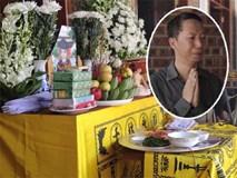 Đám tang đẫm nước mắt của bé trai lớp 1 tử vong vì bị bỏ quên trên xe ô tô đưa đón: Bố mẹ khóc nấc, thẫn thờ trước di ảnh con
