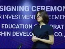 Bà Trần Hồng Hạnh 1 tay nắm 2 mạng lưới, chủ tịch Gateway đại gia 8X kín tiếng