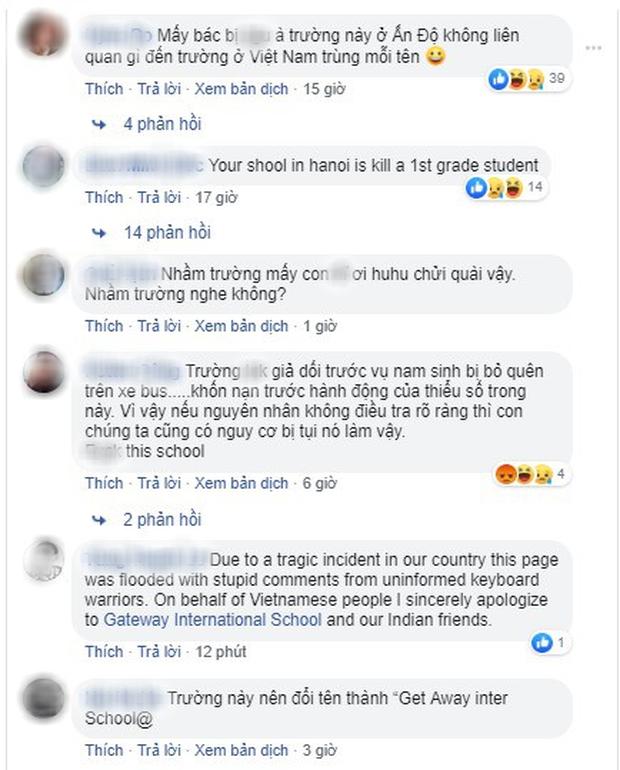 Một trường ở Ấn Độ vì trùng tên Gateway mà bị dân mạng Việt Nam vào chỉ trích, thả phẫn nộ nhầm!-2