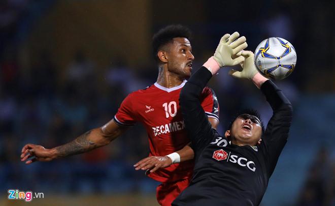 Tấn Trường sai lầm, Bình Dương ôm hận trước Hà Nội ở AFC Cup-1