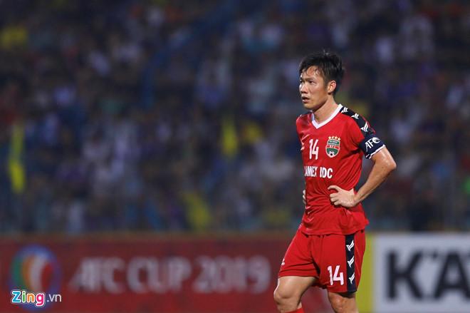 Tấn Trường sai lầm, Bình Dương ôm hận trước Hà Nội ở AFC Cup-2
