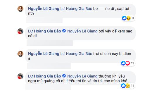 Lỡ miệng chỉ trích hành vi của Kin Nguyễn, nghệ sĩ Lê Giang bị cư dân mạng lật lại quá khứ người mẹ tồi-2