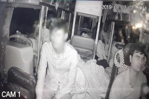 Nữ hành khách Hà Tĩnh tố bị phụ xe sàm sỡ trên đường ra Hà Nội-1